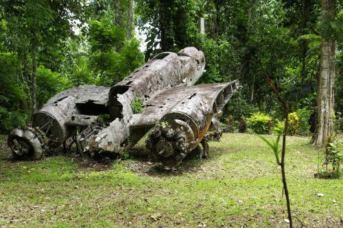 madang  papouasie  occupation japonaise  guerre du pacifique