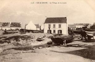 village de Locmaria